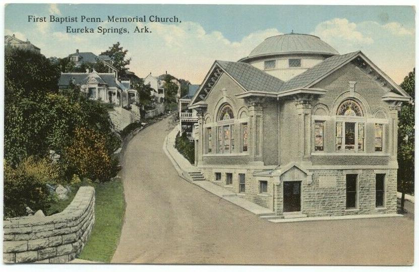 Eureka Springs First Baptist Church