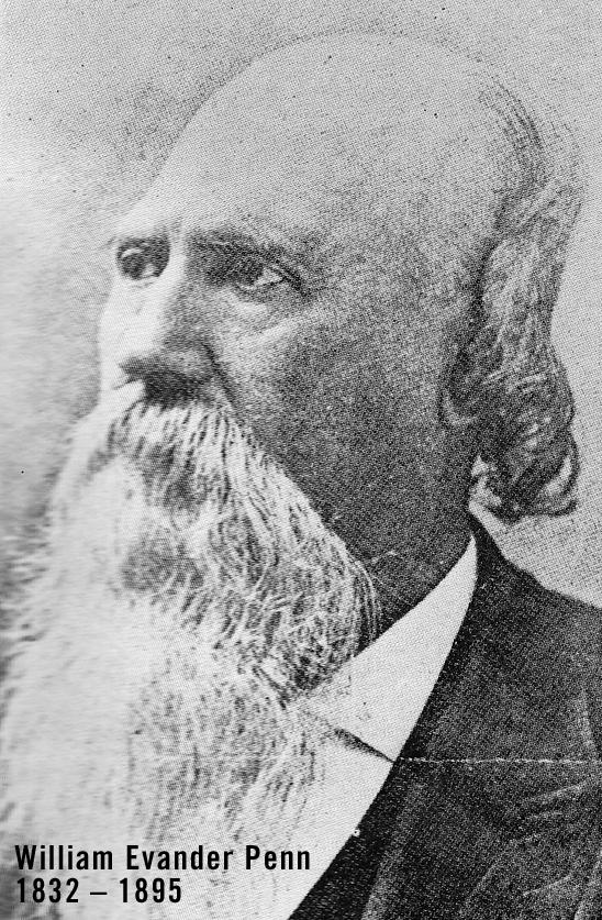 William Evander Penn